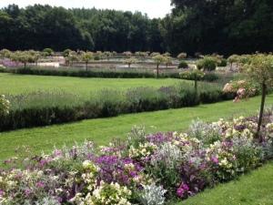 Catherine Medici's garden